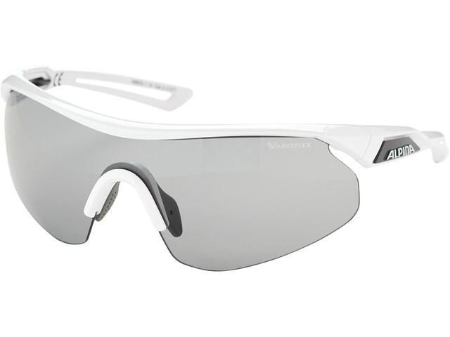 Alpina Nylos Shield VL Lunettes, white